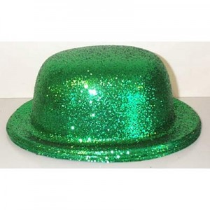Images of Green Bowler Hat