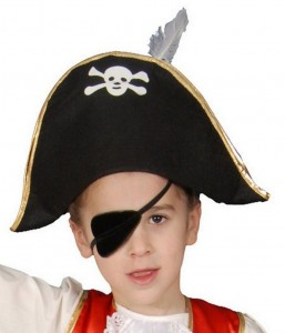 Images of Kids Pirate Hat