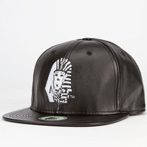 Images of Leather Snapback Hats