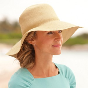 Images of Packable Panama Hat