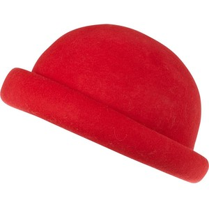 Images of Red Bowler Hat