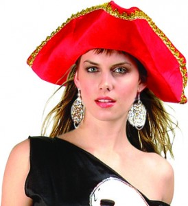 Images of Red Pirate Hat