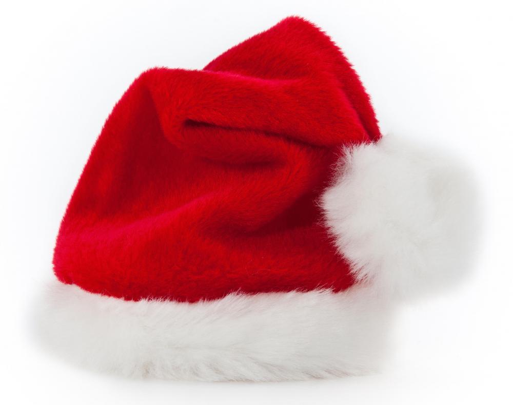 Santa Claus Hats Tag Hats
