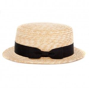 Images of Straw Boater Hat