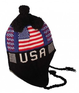 Images of USA Winter Hat