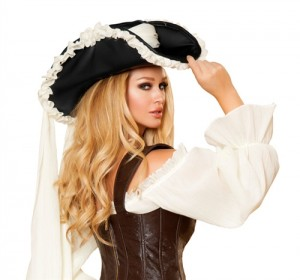 Images of Womens Pirate Hat