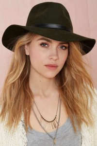 Images of Wool Panama Hat