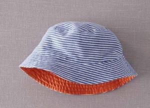 Infant Boy Sun Hat