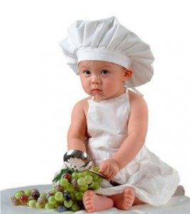 Infant Chef Hat