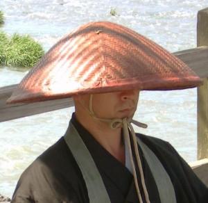 Japanese Straw Hat Photos