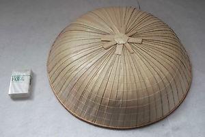 Japanese Straw Hat Samurai