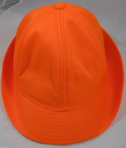 Jones Hat Blaze Orange