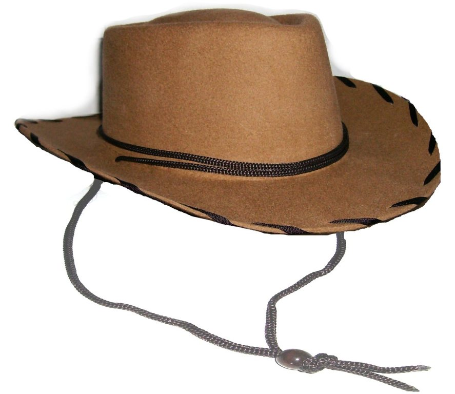 Kids Cowboy Hats Tag