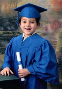Kids Graduation Hats