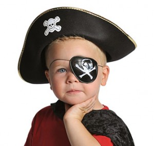 Kids Pirate Hat Images
