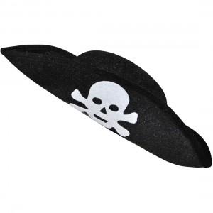 Kids Pirate Hat Photo