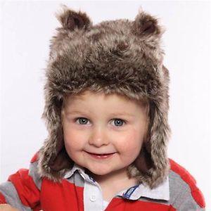 Kids Winter Hats with Ears