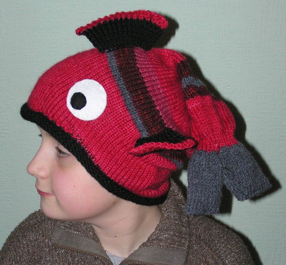 Fish Hats – Tag Hats