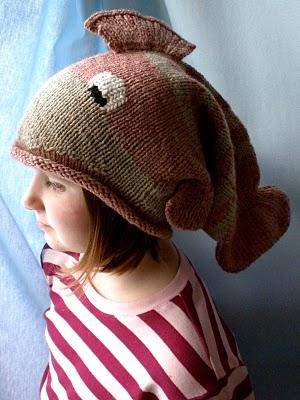Fish Hats Tag Hats