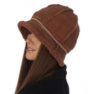 Ladies Shearling Hats
