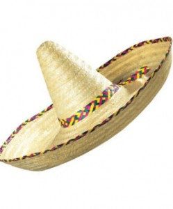Large Sombrero Hats