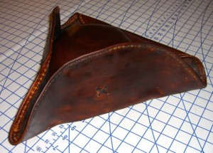 Leather Pirate Hat Pattern