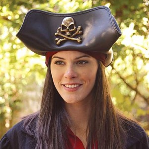 Leather Pirate Hat Pictures