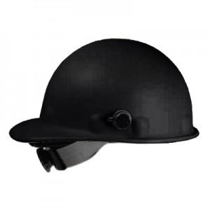 Matte Black Hard Hat