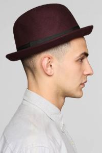 Mens Bowler Hat Images