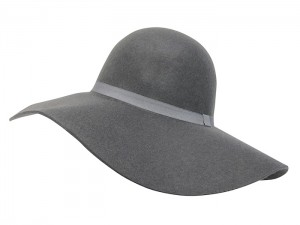 Mens Felt Floppy Hat