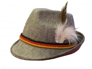 Mens Hat Feathers