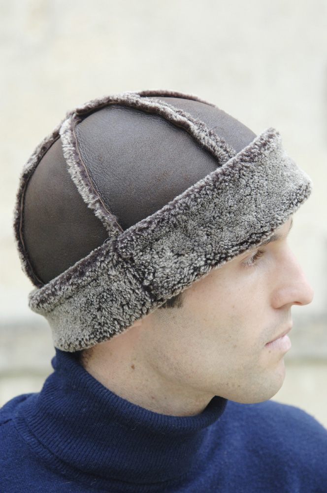 Shearling Hats Tag Hats