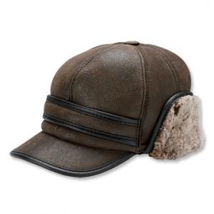 Mens Shearling Hats