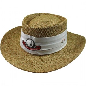 Mens Straw Golf Hats
