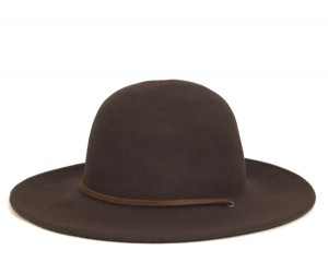 Mens Wide Bowler Hat