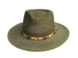 Mens Wide Brim Straw Hats