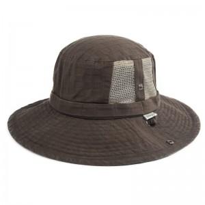 Mens Wide Brim Sun Hats