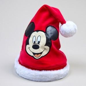 Mickey Mouse Santa Hat