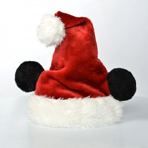Mickey Mouse Santa Hat with Ears