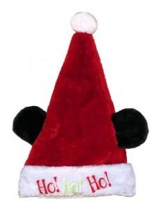 Mickey Santa Hat Images