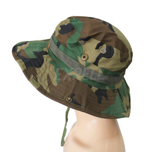 Military Bucket Hats Photo