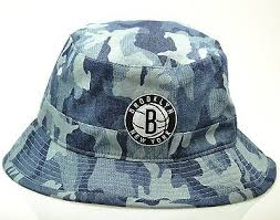 NBA Bucket Hats Camo