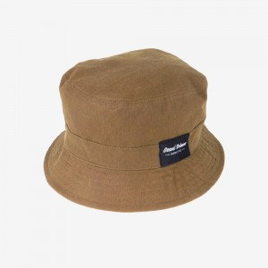 Oiled Canvas Hat