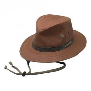 Outback Oilskin Hat