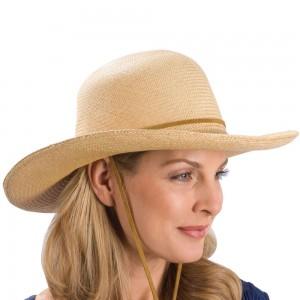 Packable Panama Hat Ladies