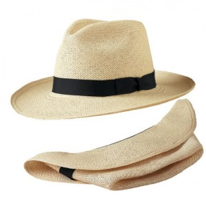 Packable Panama Hat Mens