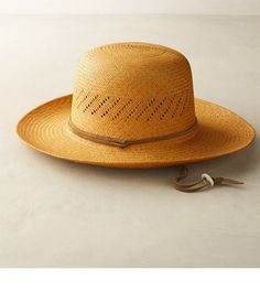 Packable Panama Hat Pictures