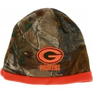 Packers Camo Winter Hat