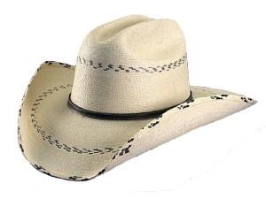 Palm Straw Cowboy Hats