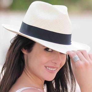 Panama Hat Womens